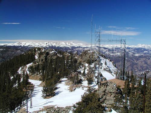 Squaw Mountain