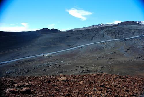 Mauna Kea Summit...