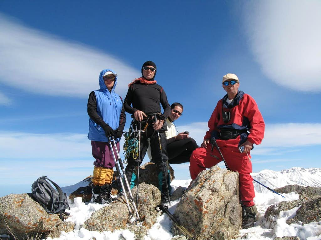 Yaan Summit