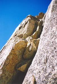 Southwest Face (The Beckey Route)
