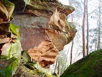 Very wild overhangs at the Kohlberg ...