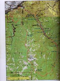 Eagle Creek Topograph