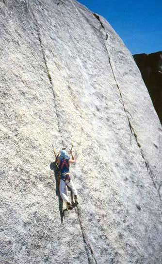 The First Ascent of Seamstress