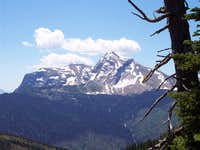 Heaven s Peak from Granite Park Chalet
