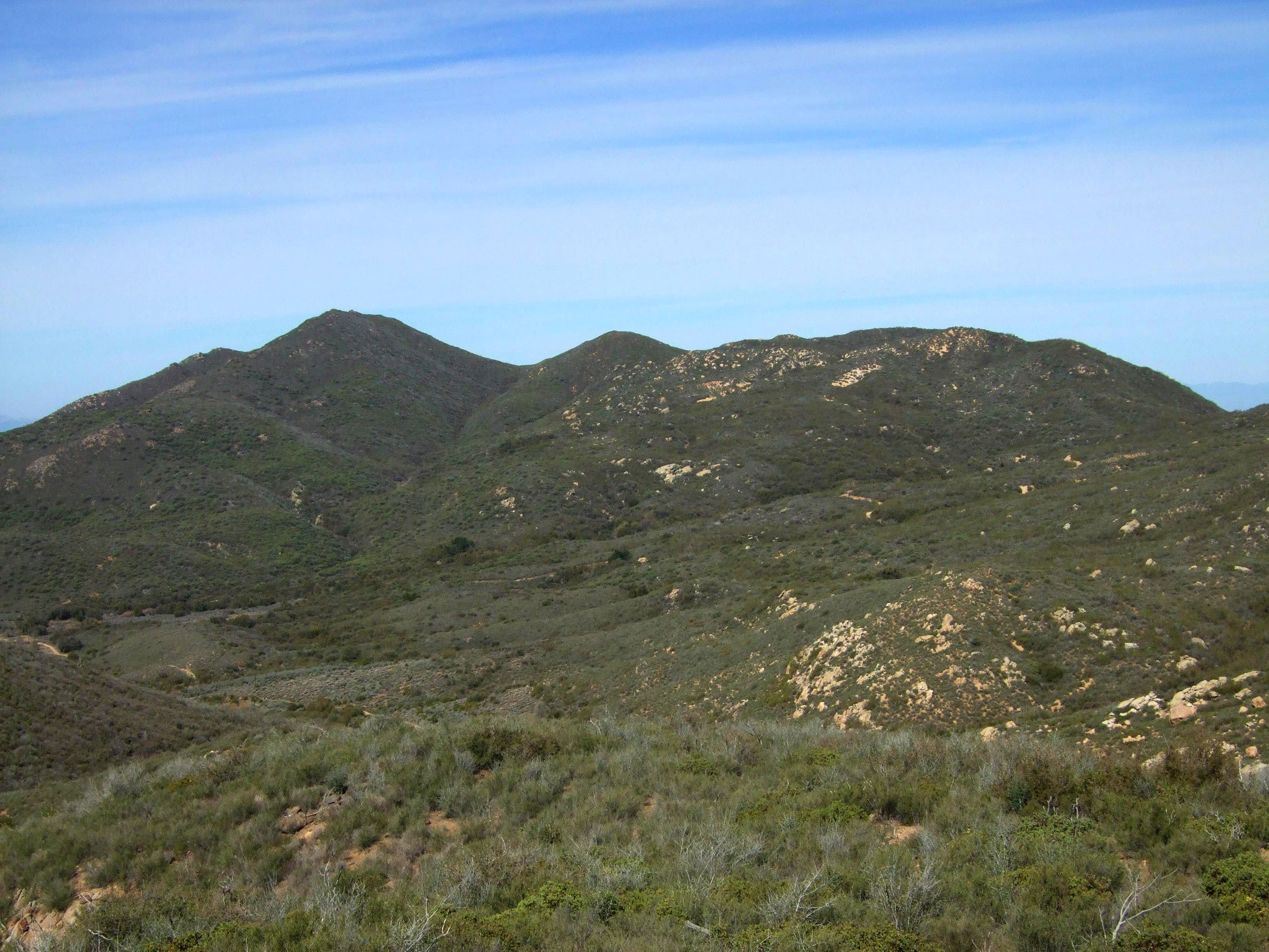 Little Cahuilla Mountain