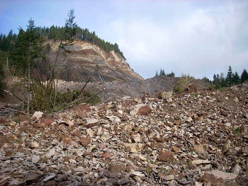 Massive new landslide