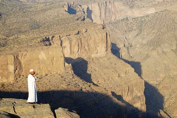 Jabal Shams (Oman)
