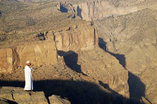 Jabal Shams (Oman)