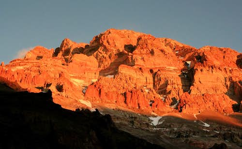 Andes glow