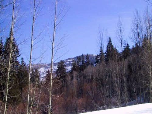 Snow Valley Peak  4-10-03