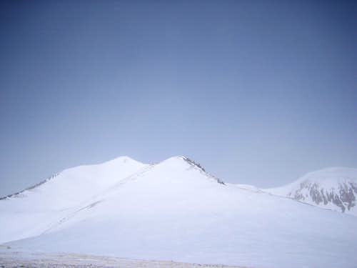 Sunshine and Redcloud Winter Ascents