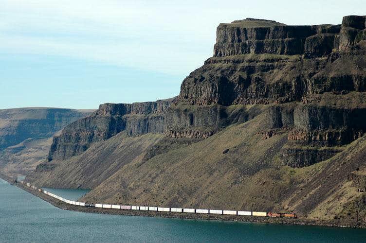 Wallula Gap Overlook