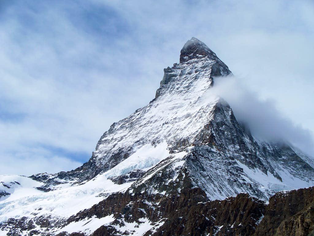 The Hornli Ridge