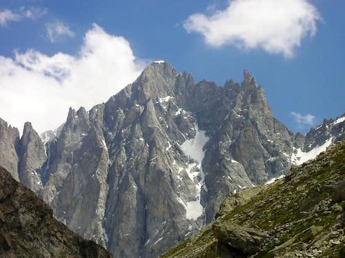 Barre Des Ecrins,West Face
