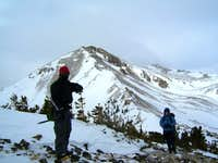 Mount Yale March 7-8