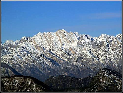 Monte Cuar view