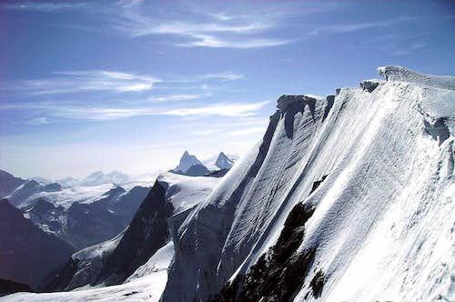On the East-ridge