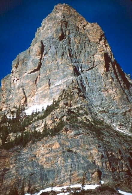 The Little Matterhorn from...