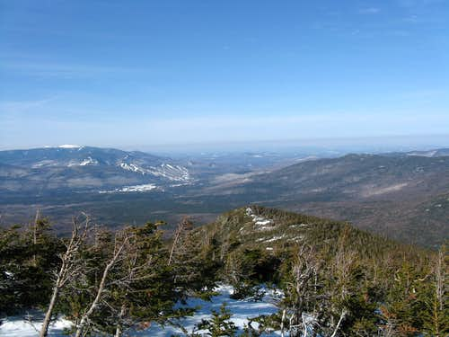 Brentton Woods and Mt. Lafayette