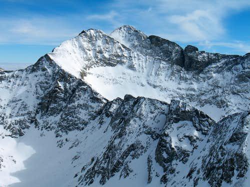 Ellingwood Point & Blanca Peak