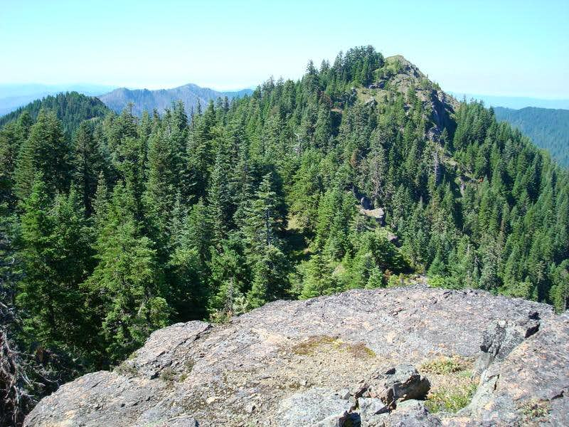 Brandy Peak (OR)