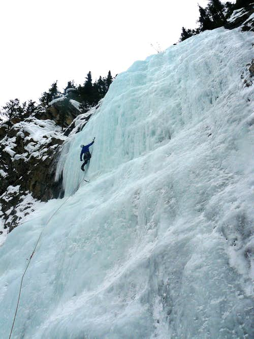 Guinness Gully - Pitch 3