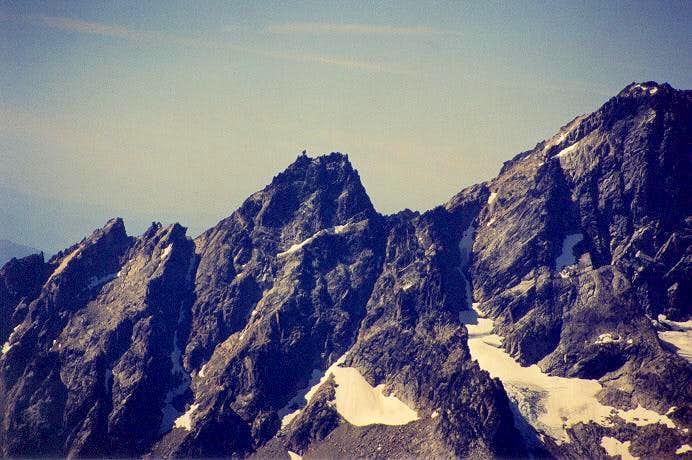 Sherpa Peak as seen from...