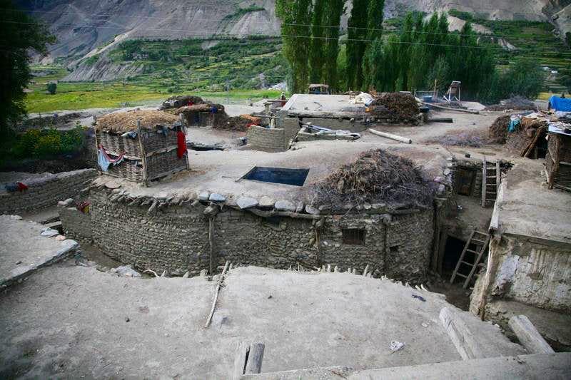Ancient village of Askole, Karakoram, Baltistan