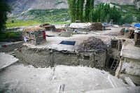Ancient village of Askole, Karakoram, Baltistan