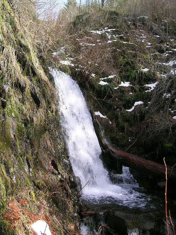 Upper Cable Falls