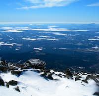 Looking at Pemadumcook Lake