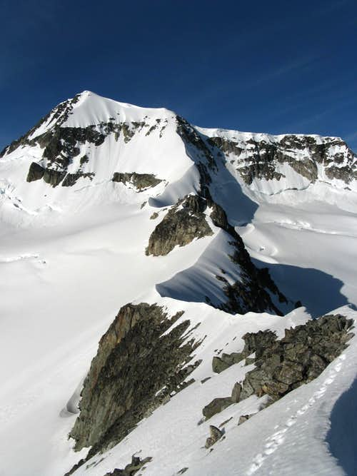 extended North east Arete