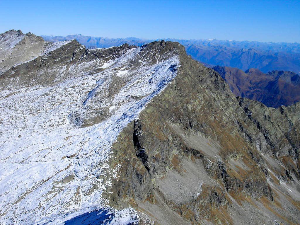 The Latelhorn / Punta di Saas 3204m