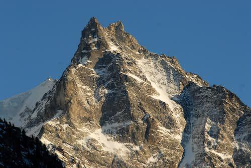 Mt. Besso (3668m).