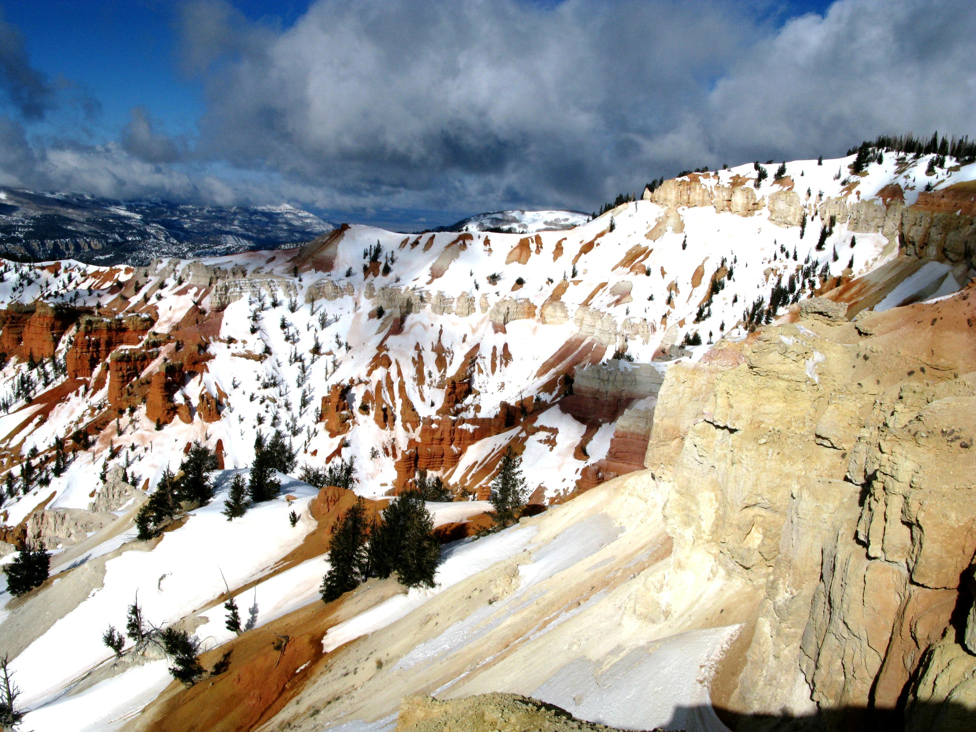 Winter in Cedar Breaks