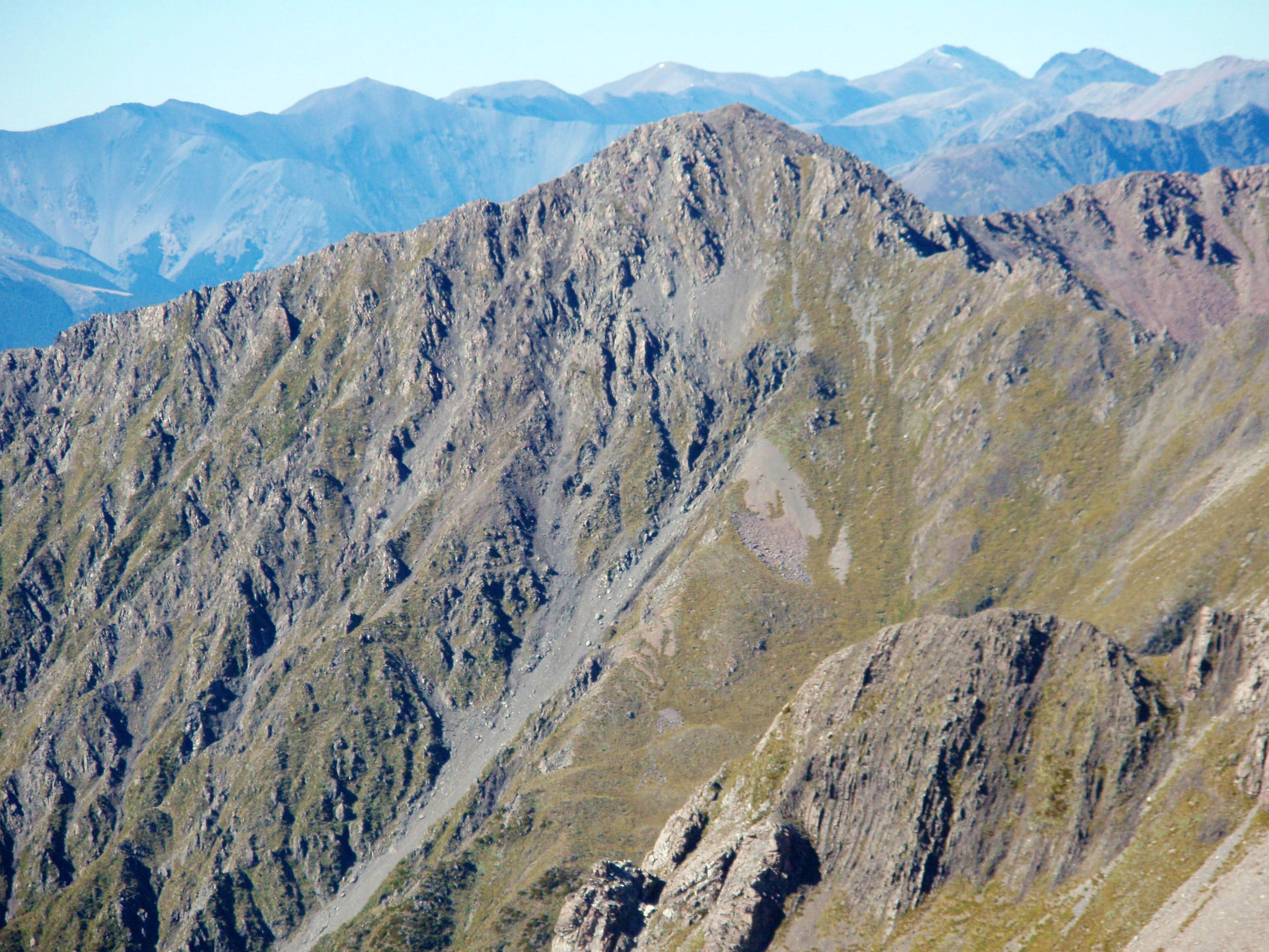 Mount Bealey