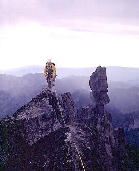 Sherpa Balanced Rock