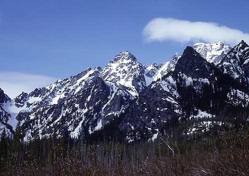 Mountaineer Creek