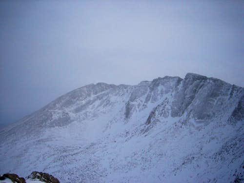Evans / Spalding: Winter Ascents