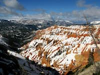 Winter Vantage, Cedar Breaks National Monument