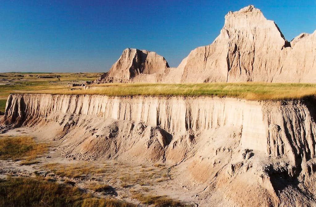 Pinnacles and the Prairie