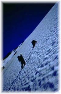 Petersenspitze-Northface (Pic...