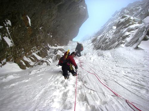 Pinnacle Gully