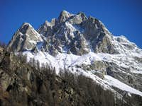 Piz Lagrev 3165m