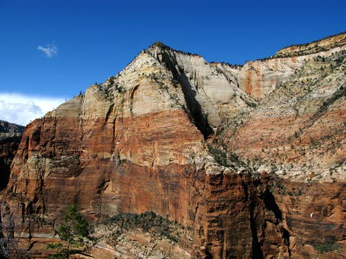 The Spearhead, Zion National Park