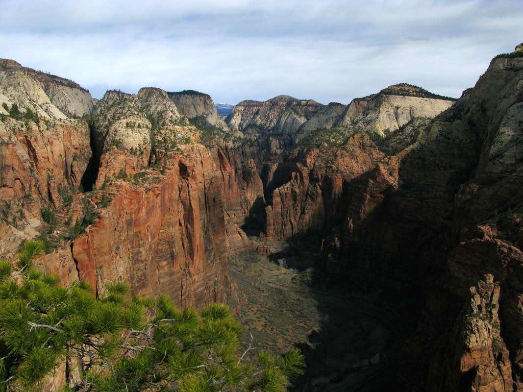 Zion Canyon Zion National Park Photos Diagrams Amp Topos