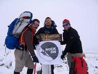 Rock On Mount Washington