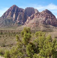 """Red Rock Alps"""