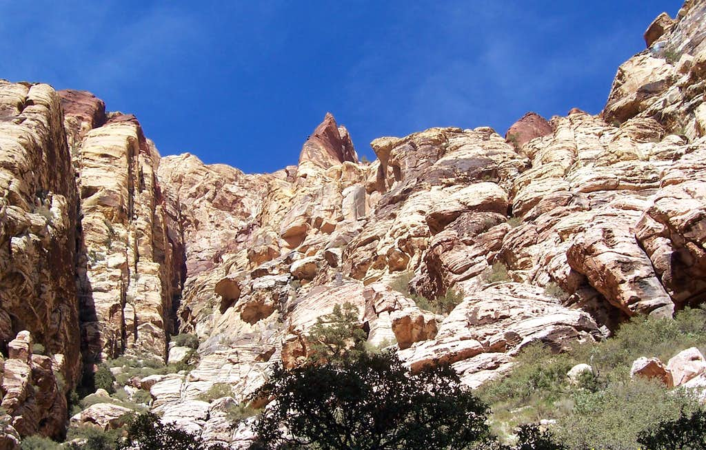 Bridge Mountain Crags