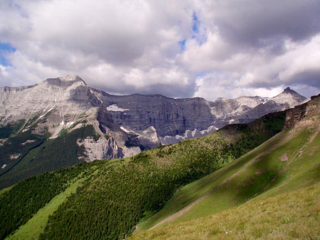 Ribbon Peak